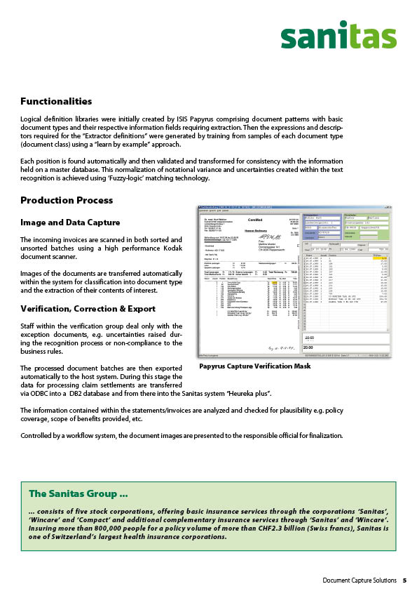 Technology Information Report
